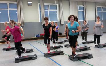 Sport- und Gesundheitskurse in Koblenz Wallersheim